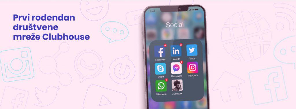 Prvi-rođendan-društvene-mreže-Clubhouse